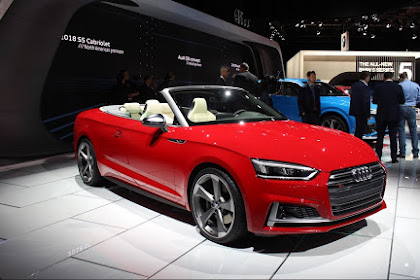 Audi S5 Cabriolet 2018 Review, Specs, Price