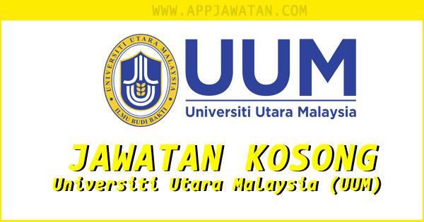 Jawatan Kosong di Universiti Utara Malaysia (UUM)