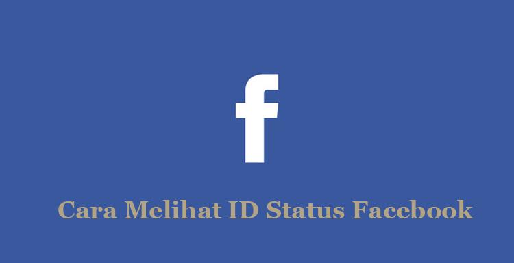 Cara Terbaru Melihat ID Status Facebook