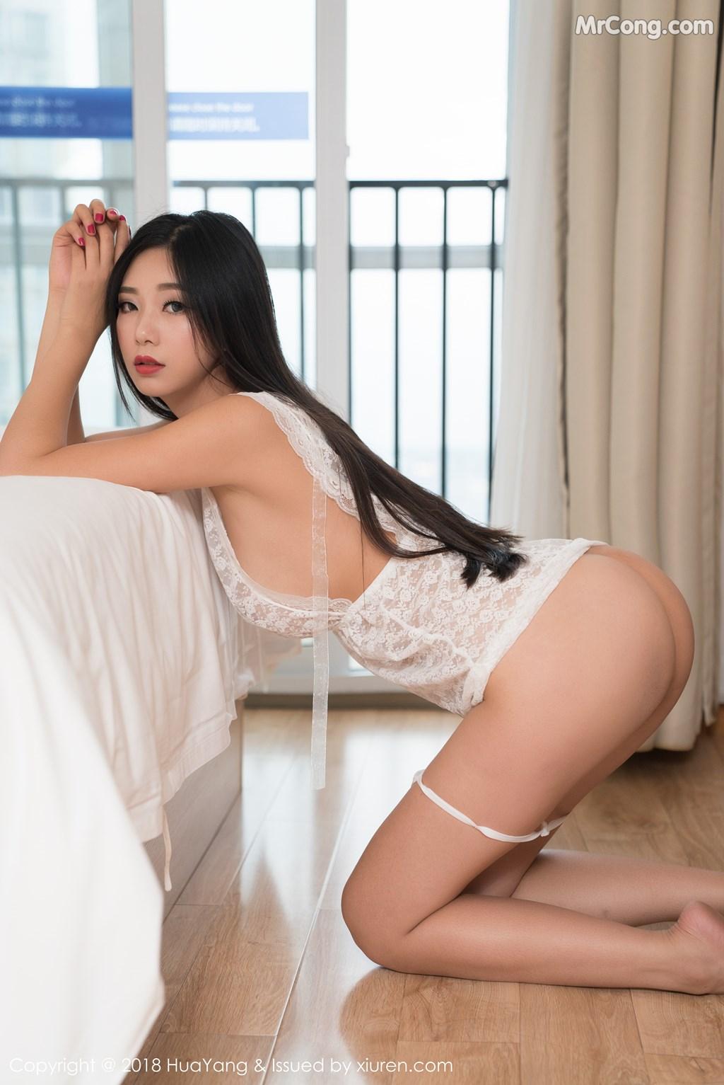 Image HuaYang-2018-02-28-Vol.033-KiKi-MrCong.com-026 in post HuaYang 2018-02-28 Vol.033: Người mẫu 宋-KiKi (42 ảnh)