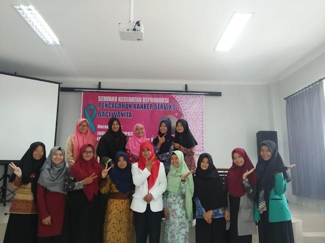 Seminar Kesehatan Reproduksi Pencegahan Kanker Serviks