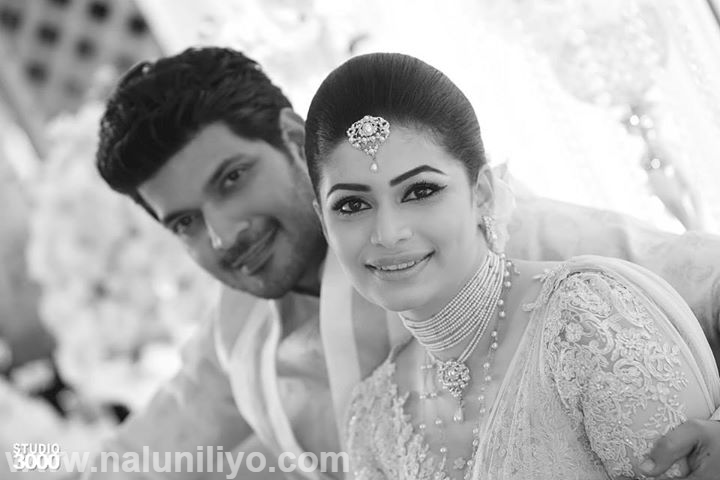 Hiru gossip Hirunika Wedding Photos with Hiran Yattowita gossiplanka
