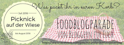 Foodblogparade zum Thema Picknick.