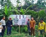 Binmas, Babinsa, Pemerintah Desa Kanreapia dan KPS Tanggara Ajak Masyarakat Jaga Kebersihan Sungai dan Jalan