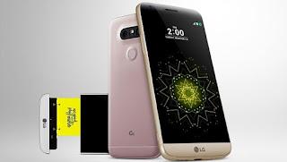 LG PRESENTA IL SUO NUOVO SMARTPHONE DI PUNTA: G5