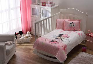Taç Lisanslı Disney Minnie Fairy Baby Pike Takımı