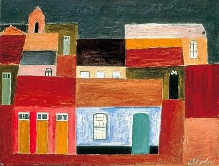 Casario - Alfredo Volpi e suas principais pinturas