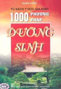 1000 phương pháp dưỡng sinh - Xuân Thiều