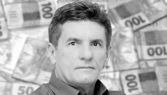 Ipueiras: Ex-prefeito Titico tem bens bloqueados pela Justiça no valor de 1,6 milhão