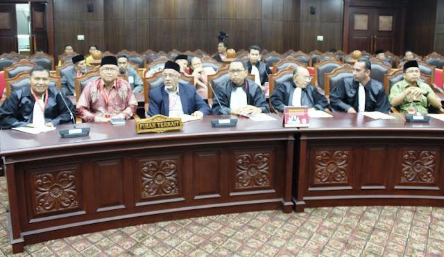 Lawan Gugatan Ahmadiyah, Dewan Dakwah Patahkan Argumen Saksi Ahli