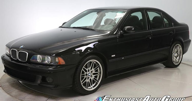 there s a brand new 2003 bmw m5 with just 309 miles up for sale. Black Bedroom Furniture Sets. Home Design Ideas