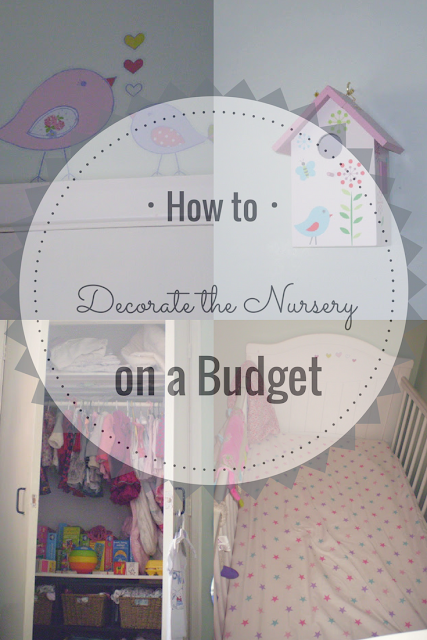 How to Decorate the Nursery on a Budget