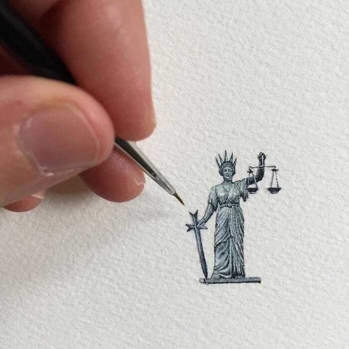 10-Lady-Justice-Brooke-Rothshank-Miniature-Paintings-www-designstack-co
