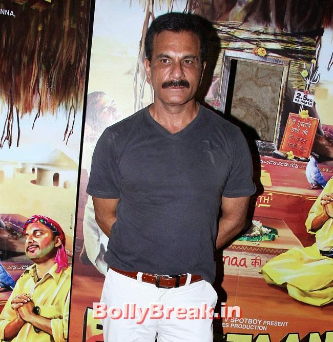 Pavan Malhotra, Aditi Rao, Shilpa, Tisca at Filmistaan Movie Special Screening at Lightbox