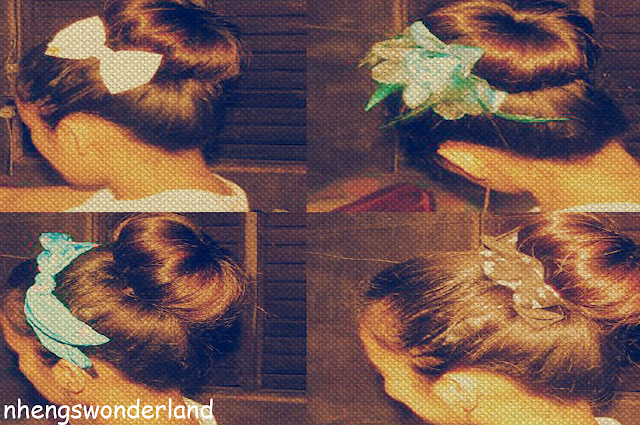 Hair Bun Hairstyle