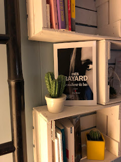 Le malheur du bas, roman de Ines Bayard