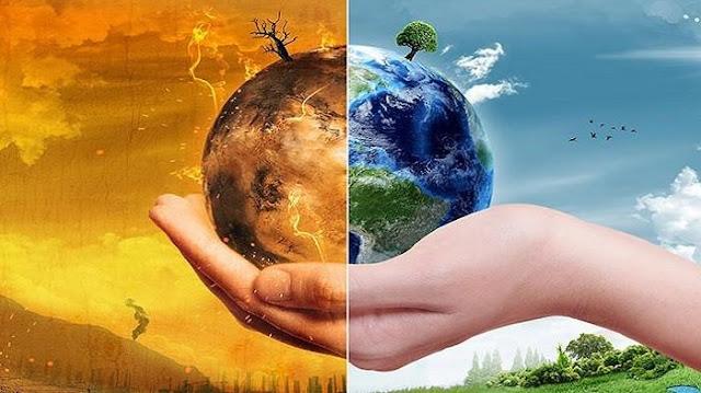 Nasib Manusia di Bawah Ancaman Perubahan Iklim Global