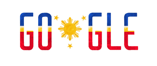 Google Doodle 2015 Philippine Independence Day