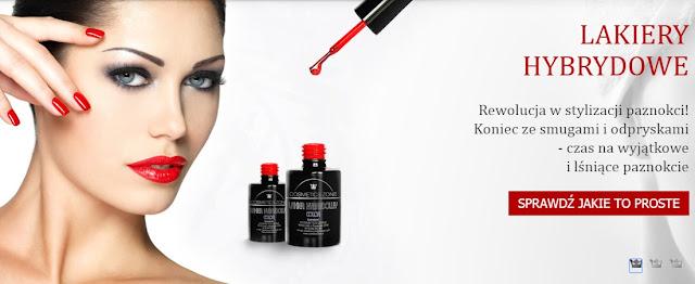cosmetics zone lakiery hybrydowe