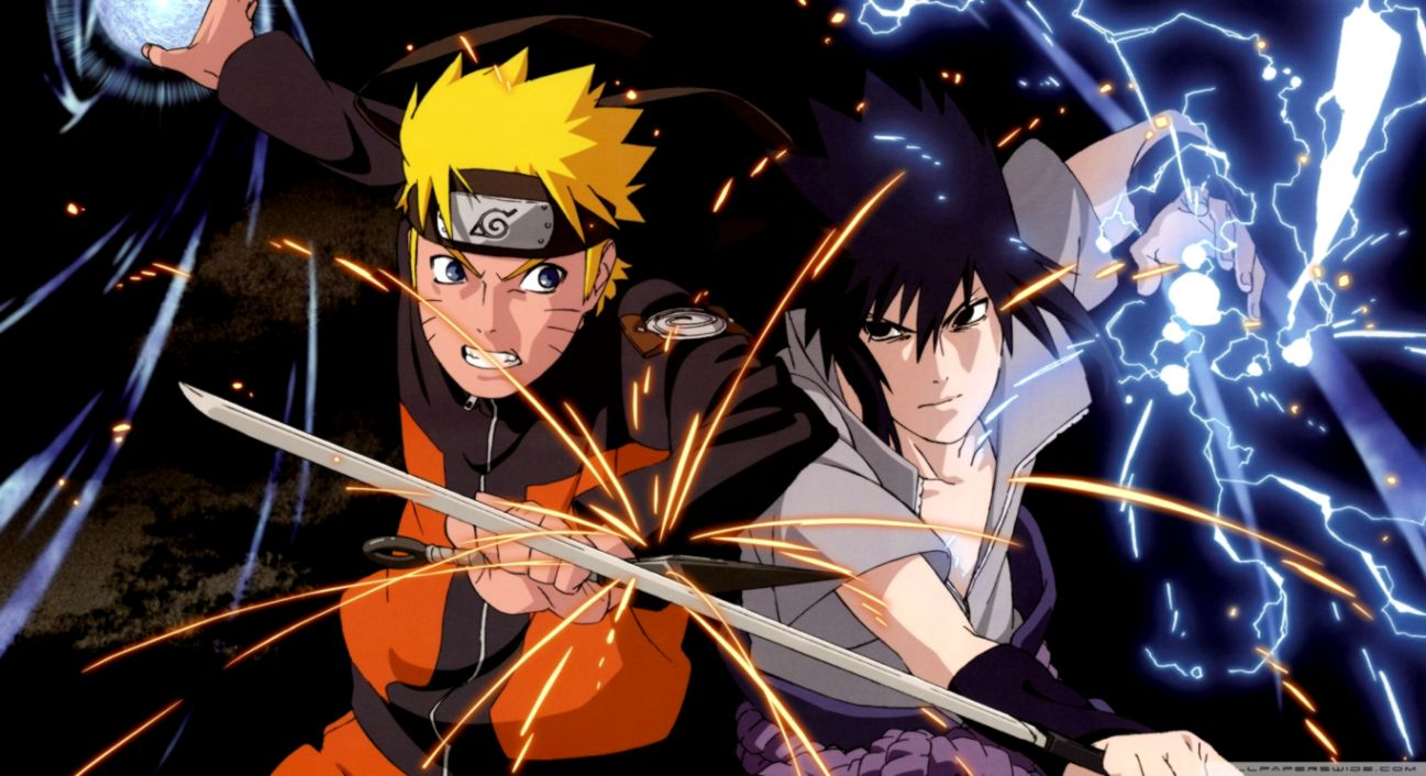 Naruto Vs Sasuke Live Wallpaper Iphone Download