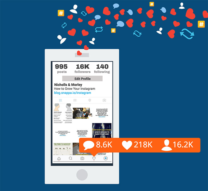Instagram'da İstatistikler Nasıl Açılır?