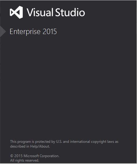 Visual Studio: VS 15 Preview 2 Released leaked
