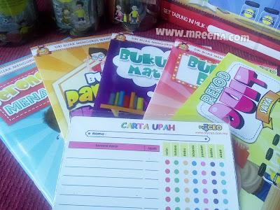 Mendidik Anak-Anak Pengurusan Wang Sedari Kecil, Kit Bijak Menabung MyCEO