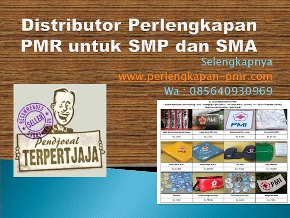 Distributor Perlengkapan PMR untuk SMP dan SMA