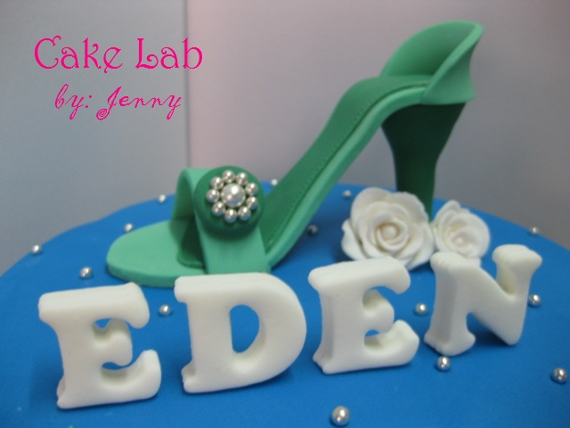 Cake Lab By Jenny Every Woman S Weaknesses Bags Amp Shoes