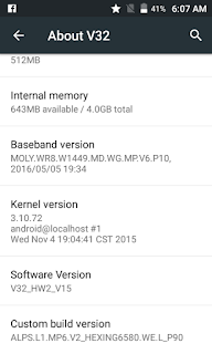 Symphony V32 Flash File | MT6580 Android firmware Download
