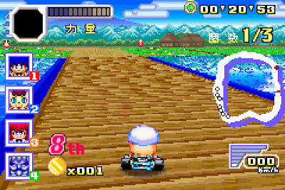 【GBA】科拿米娃娃賽車(科納米哇哇賽車),Konami Wai Wai Racing Advance!