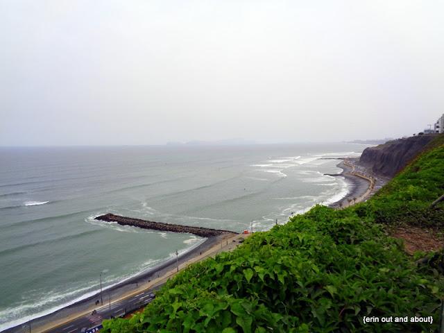 {ErinOutandAbout} Lima, Peru