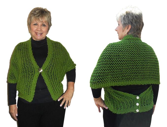 receita de tricô cachecol colete em tricô por vitória quintal