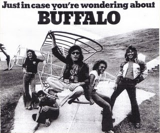 Buffalo interview with Dave Tice - It's Psychedelic Baby Magazine