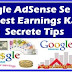 Google AdSense Se Highest Earnings Kaise Kren  Secrete Tips