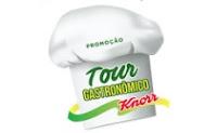 Promoção Tour Gastronômico Knorr tourgastronomicoknorr.com.br