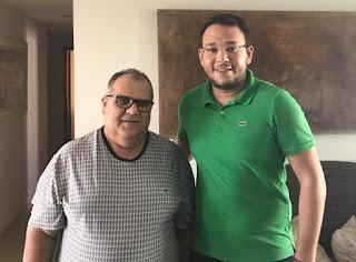 Vice prefeito de Picuí deixa o PROS e assume diretório municipal do PSD local