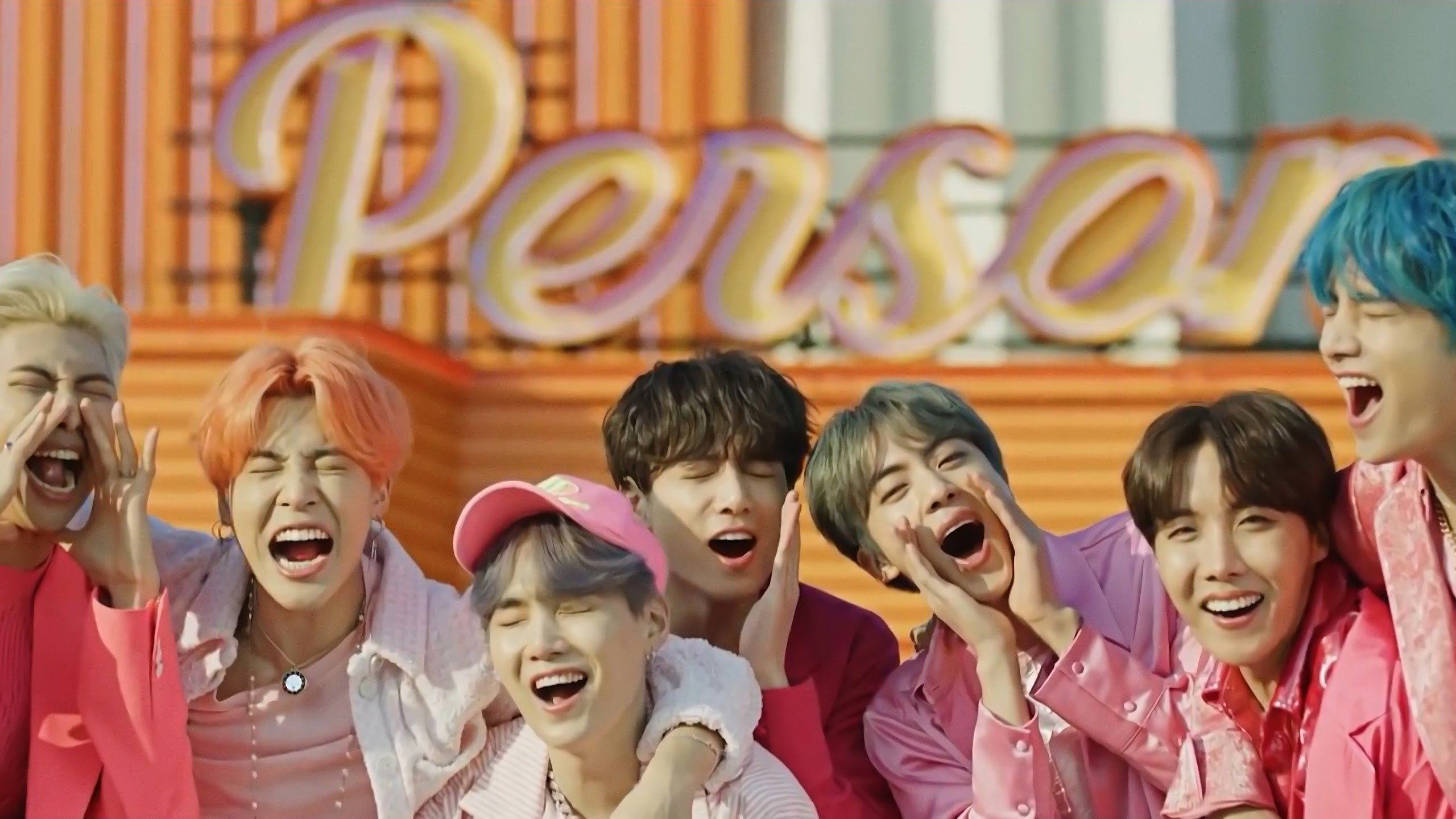 bts boy with luv all members uhdpaper.com 4K 10