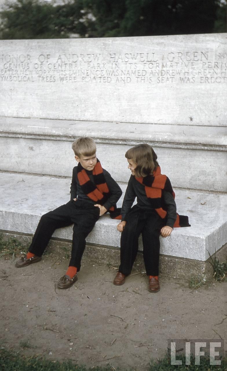 What Did Children Wear in Post-World War II? These 20