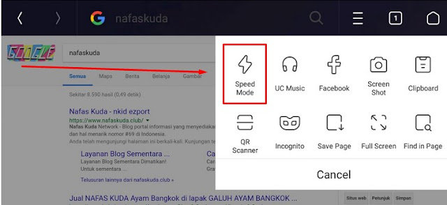 Cara Merubah Tampilan Browser Mobile ke Desktop pada Android, Mudah!