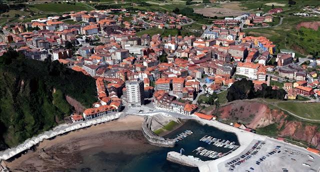 Candás (Asturias).