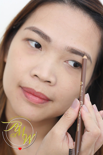a photo of Jordana FabuBrow Eyebrow Pencil Medium Brown