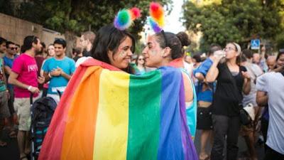 Gay Pride di Yerusalem