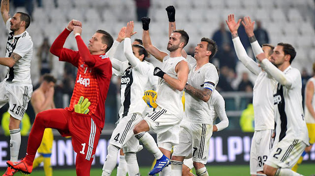 ضربة قوية ليوفنتوس قبل مواجهة أتلتيكو مدريد