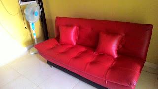 service sofa bed di cikarang