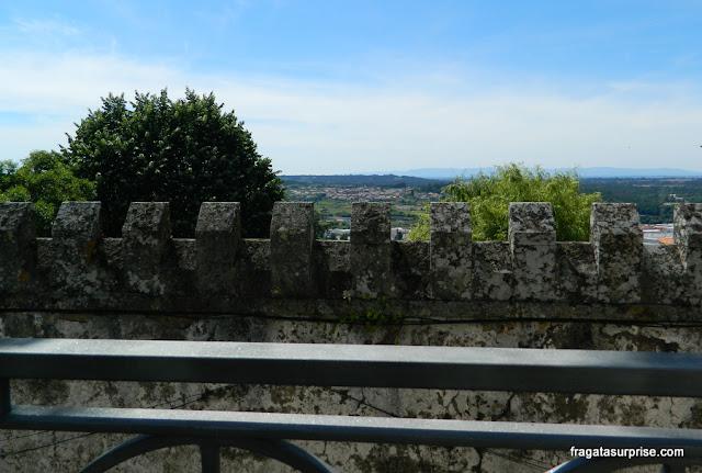 Castelo de Seia, Serra da Estrela, Portugal