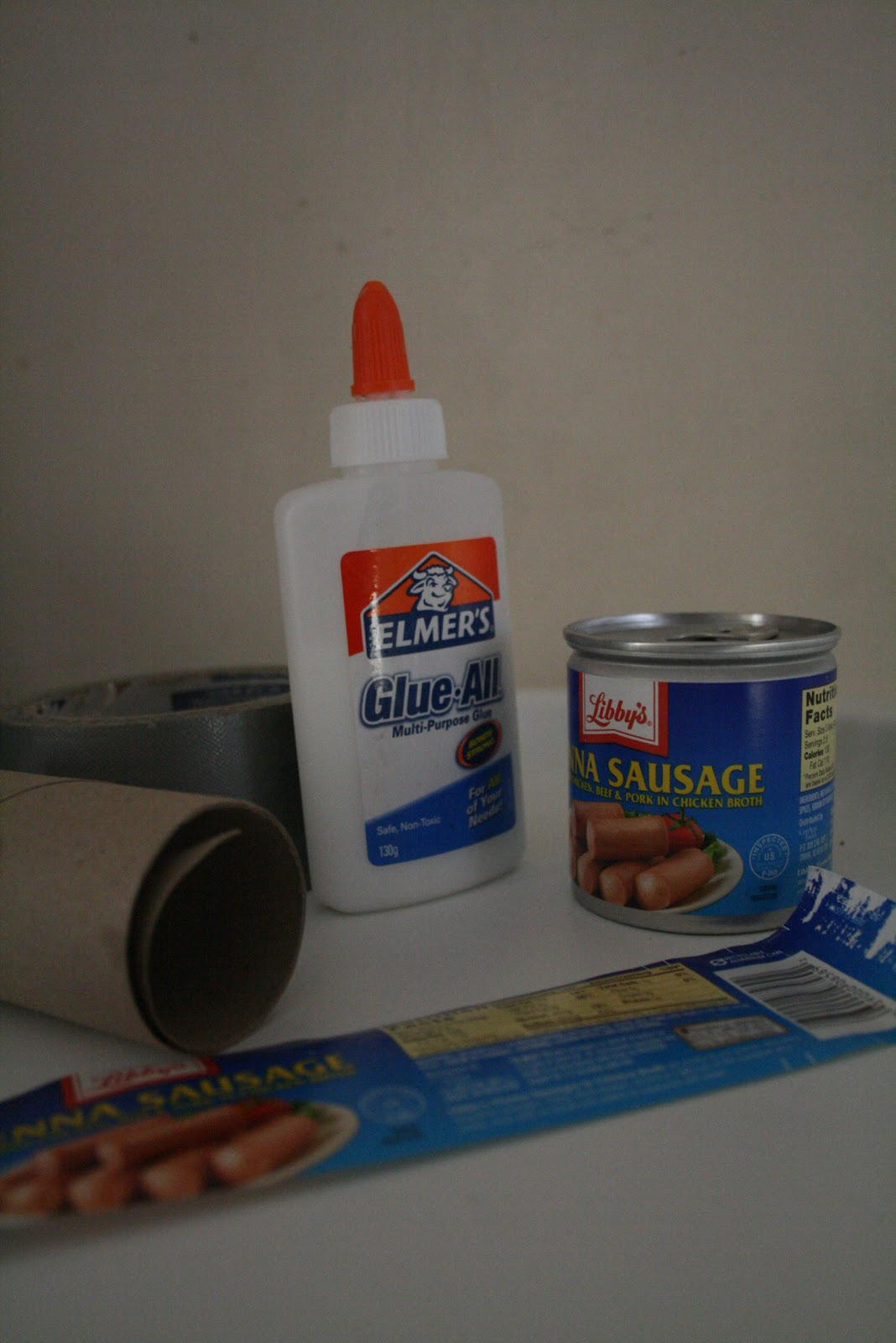 Home Eco Nanay Toilet Paper Craft Pretend Canned Food