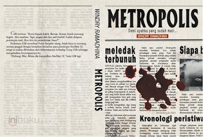 review buku metropolis buku windry ramadhina