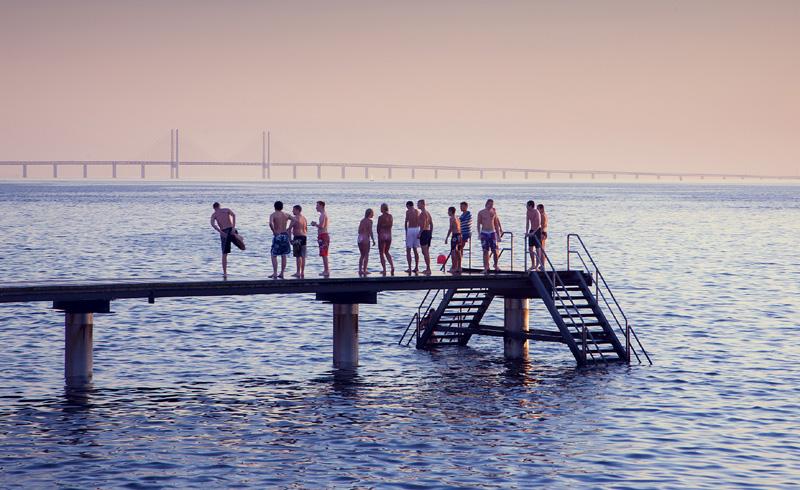 Skane, Sweden, Europe, Beaches