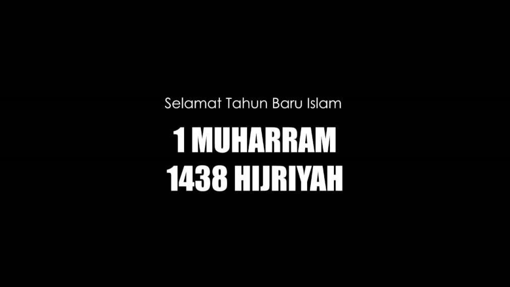 kata kata selamat tahun baru islam